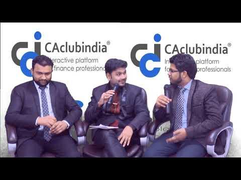 Interview - All India Rank 1 and Rank 44 CA Final by Aaditya Jain sir