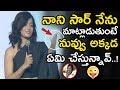 See How Rashmika Gave Punch To Nani ||  Devadas Movie Pre Reelase Event || Nagarjuna || NSE