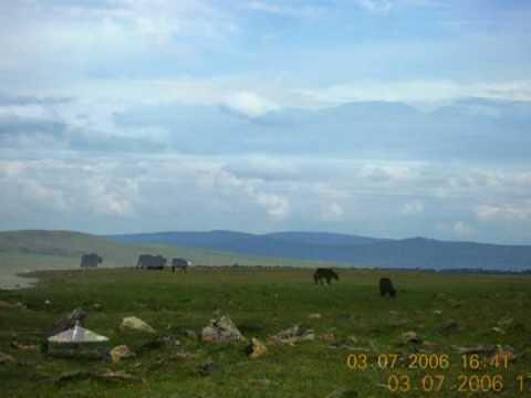 in Mongolia 3 день Бурятия, Мунку сардык