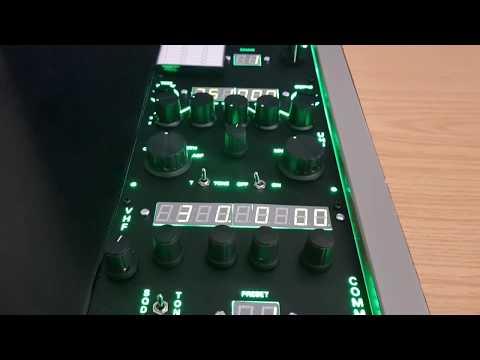 Simpit A10C Radio Cluster Panel