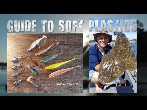 GUIDE TO Soft Plastics fishing | Getting started | CoastfishTV