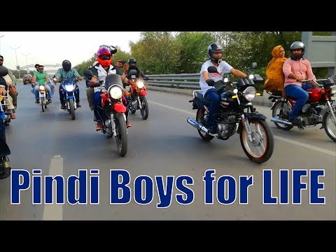Rawalpindi Vlog with Pindi Boys