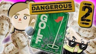 Dangerous Golf : Episode 2 - Des trucs à dire quand - LES ALCOOGEEKS