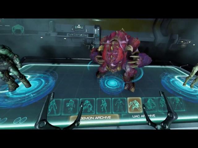 DOOM VFR - Trailer d'annonce E3 2017