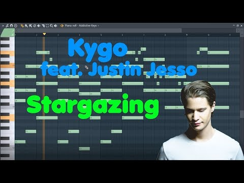 Kygo • Stargazing (feat. Justin Jesso) • FL Studio Remake (+FLP Download)