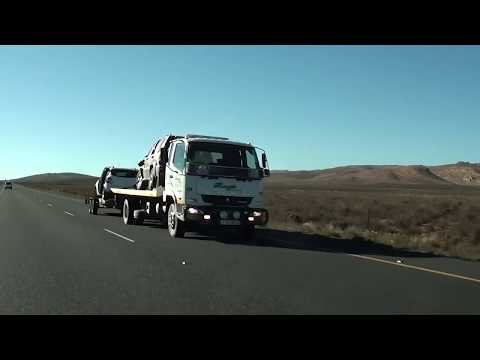 Driving South Africa: Cape Town to Colesberg along the N1