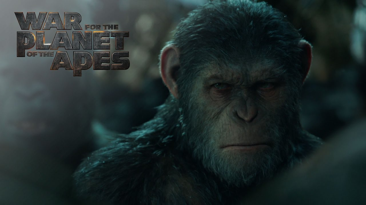 War For The Planet Of The Apes Apes Together Strong Tv