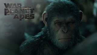 Скачать War For The Planet Of The Apes Apes Together Strong TV Commercial 20th Century Fox