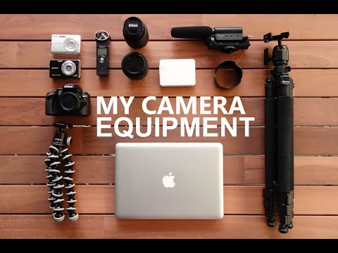 My Camera Equipment: What I Use To Film My Vlogs