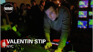 Valentin Stip Boiler Room NYC LIVE Show at Clown & Sunset x RBMA Takeover