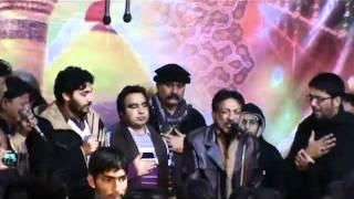 Hassan Sadiq noha part 3 (Shab Baidari 2012 Anjuman Masoomia Wah Cantt)