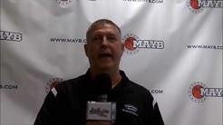 Greg Raleigh of Mid-America Youth Basketball @ 2016 MAYB National Championships