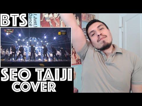 BTS Classroom Ideal Seo Taiji And Boys Cover KBS Song Festival REACTION