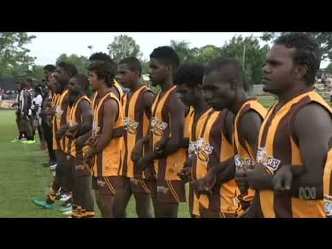 Footy is our religion: the high holiday of the Tiwi Islands