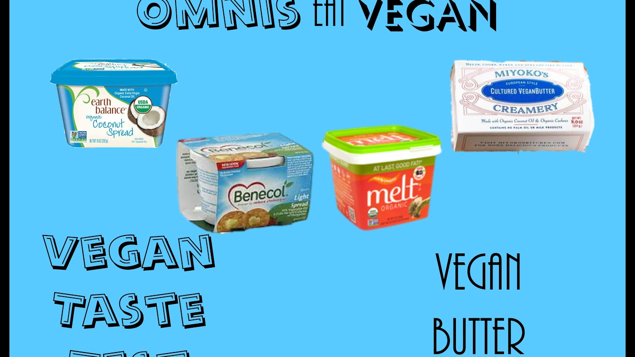 är margarin veganskt