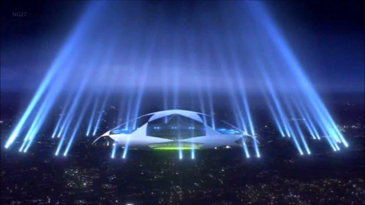 UEFA Champions League 2014 Outro - Ford & UniCredit HUN