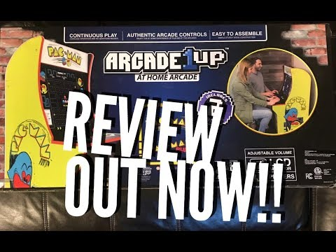 Arcade1up Pac-Man Review & Secret Way To Get It Now! Walmart Exclusive!