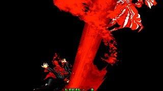 [TAS] Blood Iori vs Igniz - Super DESTRUCTION (KOF 2001)