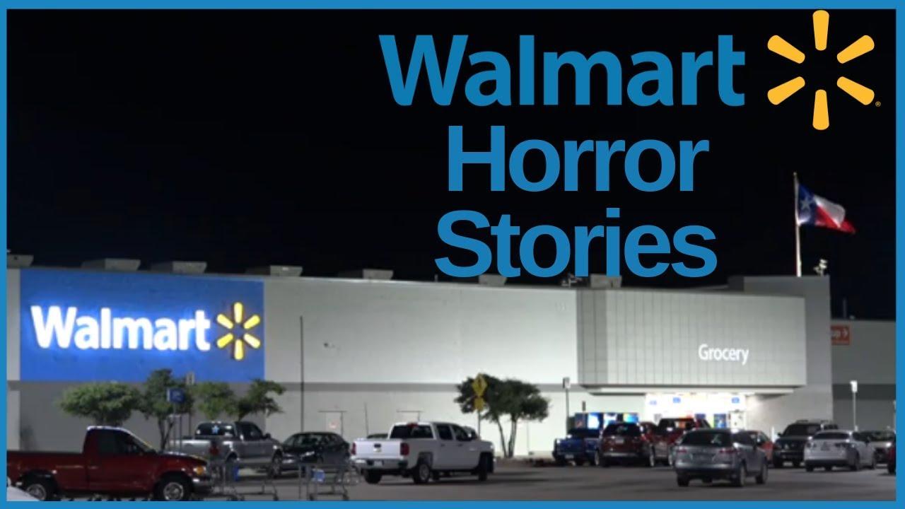 3 True Scary Walmart Horror Stories I Reddit Let's Not Meet (Vol  3)
