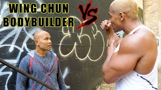 Wing Chun vs Bodybuilder part 2 streaming