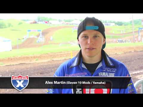 2013 High Point Pro Motocross Press Day