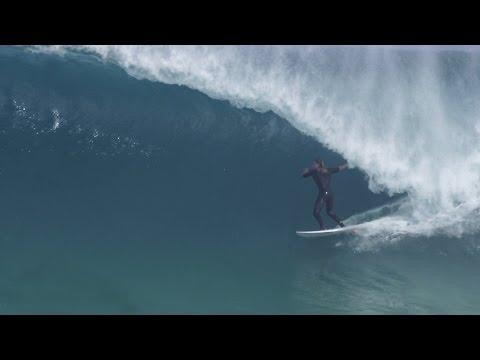 Jack Challis charging Western Australia