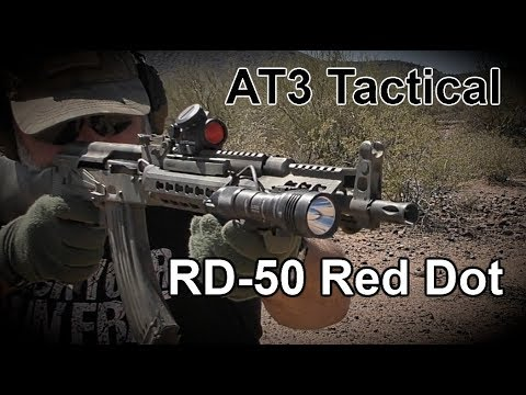 AT3 Tactical : RD-50 Micro Red Dot
