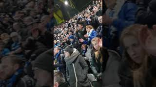 Ivan Leko Bruges Army during Borussia Dortmund - Club Brugge 28/11/2018