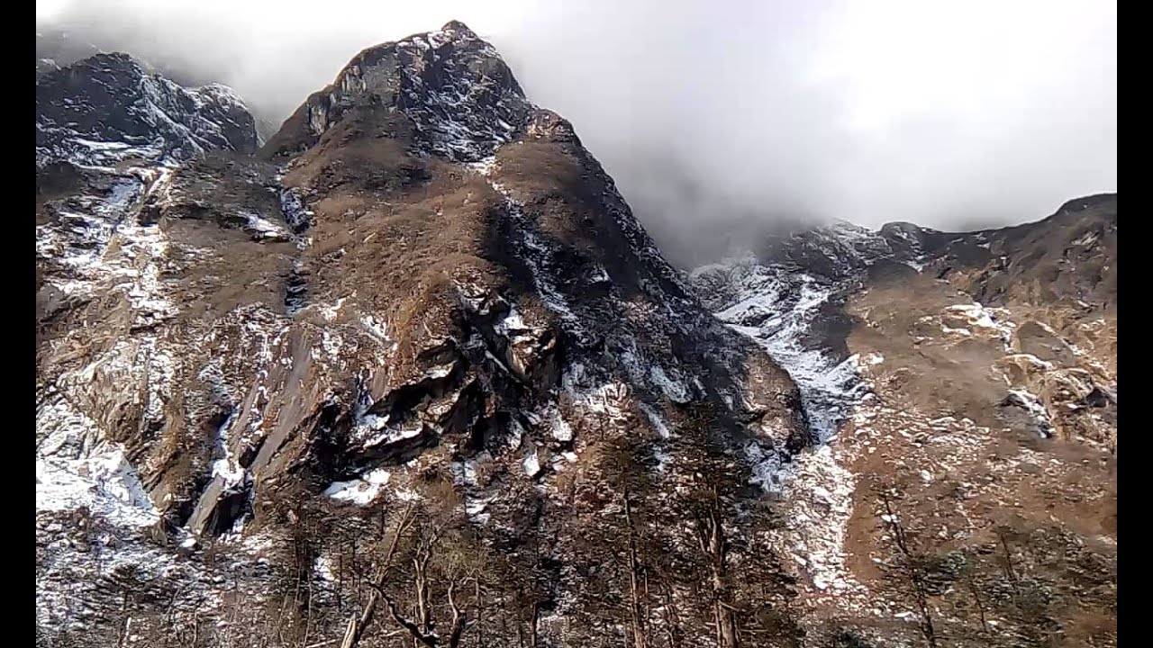 Yumthang Valley Zero Point Sikkim In December YouTube