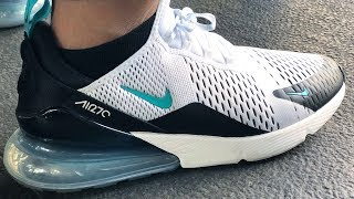 Nike Air Max 270 Dusty Cactus Review