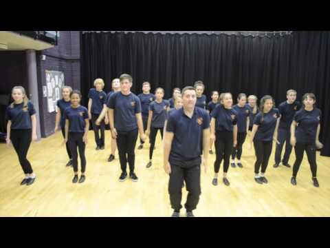 Curtain Up Theatre School, End of Term July 2015