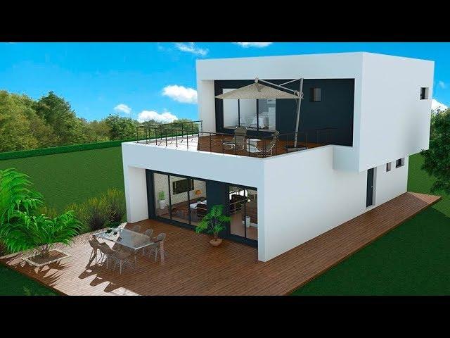 Maison Moderne 14 Modeles Pour Vous Inspirer