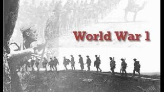 how did world war one change