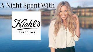 A Night Away With Kiehl's || VLOG || Elanna Pecherle
