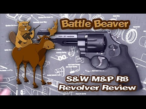 S&W M&P R8 Revolver Review
