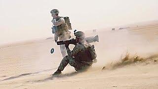 US Marines 15th MEU Battalion Landing Team Hard At Training In Kuwait