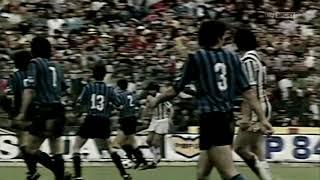Stagione 1982-1983 - campionato di serie a 13 ritornotorino stadio comunaledomenica 1 maggio 1983 ore 16.00juventus-inter 0-2juventus: zoff, prandelli (f...
