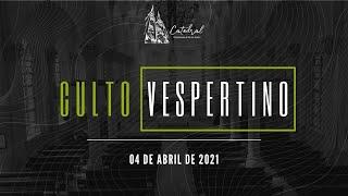 Culto Vespertino | Igreja Presbiteriana do Rio | 04.04.2021