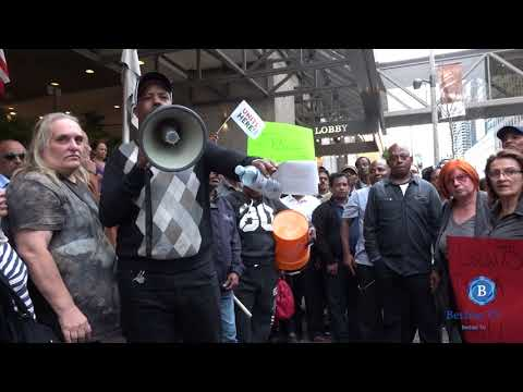 Unite Local 75 Who is the hire and fire? By Berhan TV Toronto