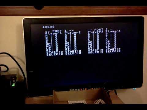 Neotris – 4 Player Tetris for the Neo Geo | RetroRGB