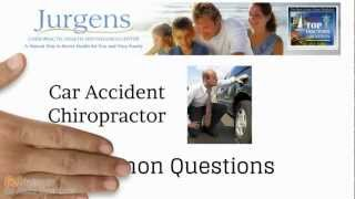 Car Accident Chiropractor San Diego | Accident Chiropractic FAQs