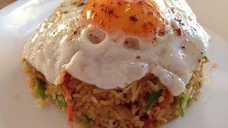 Nasi Goreng, Indonesian Fried Rice Recipe