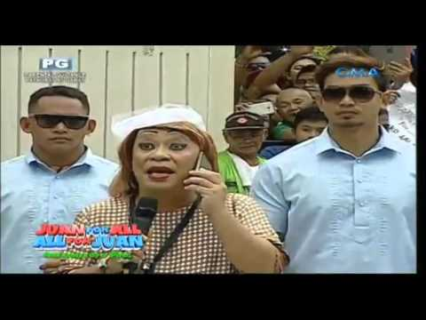 Eat Bulaga AlDub Kalyeserye - October 1, 2015 (Day 67:SURPRISE 11th Weeksary)