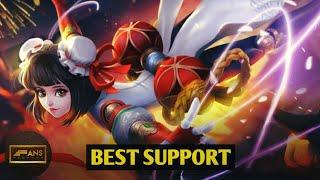 5 HERO SUPPORT TERBAIK MOBILE LEGENDS SEJAUH INI!!