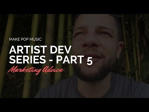 Artist Development w/ Bridges Part 5: Music Marketing Advice