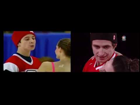 Everybody Dance Now  - Tessa Virtue & Scott Moir - Then and Now (2005 - 2010)