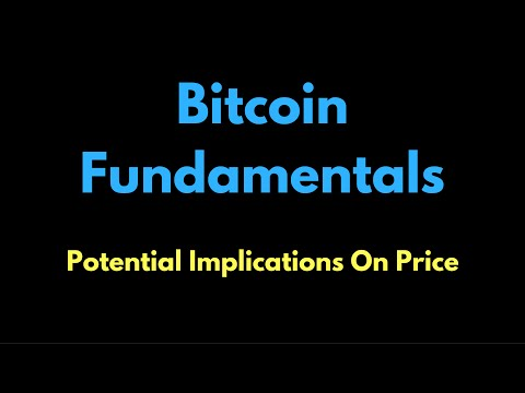 Bitcoin Fundamentals: Potential Implications On Price