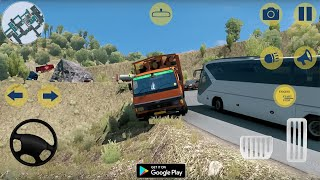 Indian Truck : Offroad Cargo Truck Simulator 2021 Android Gameplay #2 screenshot 4