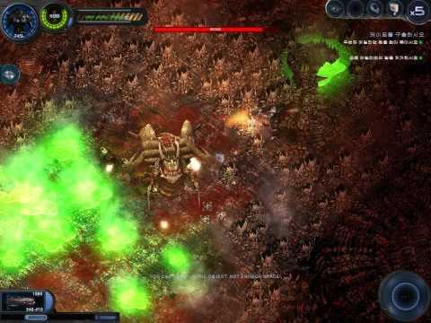 Alien Shooter 2: Reloaded - Walkthrough - Mission 16 |