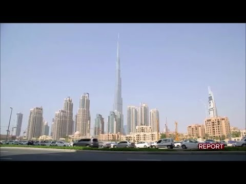 Report - Dubai, il paradiso del mattone